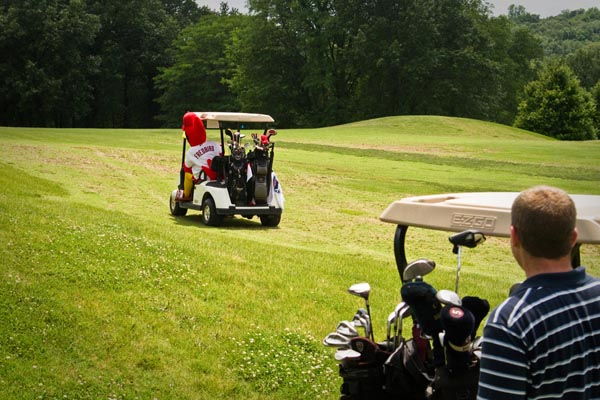 Charity Golf Tournament 2010 Photo